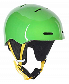 Шлем Dainese B-Rocks Helmet, eden-green/lemon chrome