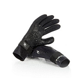 Гидроперчатки Rip Curl E-Bomb 2mm Gloves, black