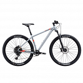Велосипед Silverback Sola 1 29, light grey/red