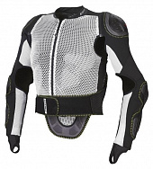 Защита Спины Dainese Action Full Pro, white/black