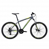 Велосипед Silverback Stride Comp 26, grey/lime