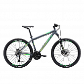 Велосипед Silverback Stride Elite 27.5, grey/green